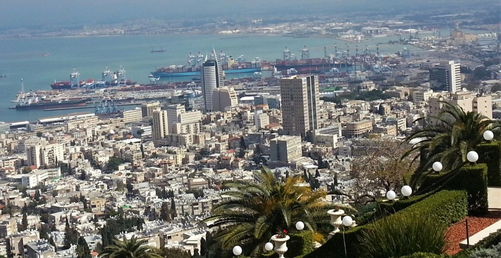Haifa, Israel, home to freelance writer Ayelet Weisz