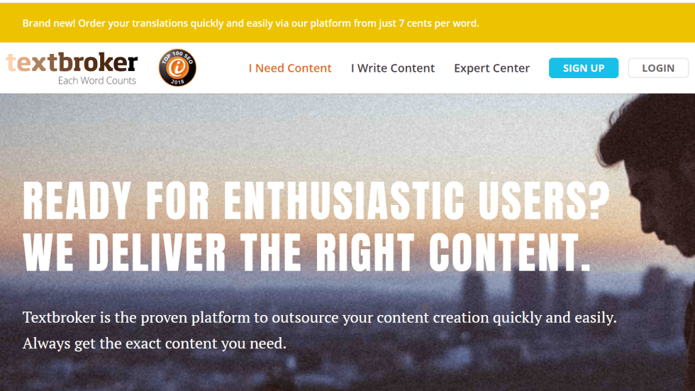 Textbroker is a content mill highly recommended by freelance writers