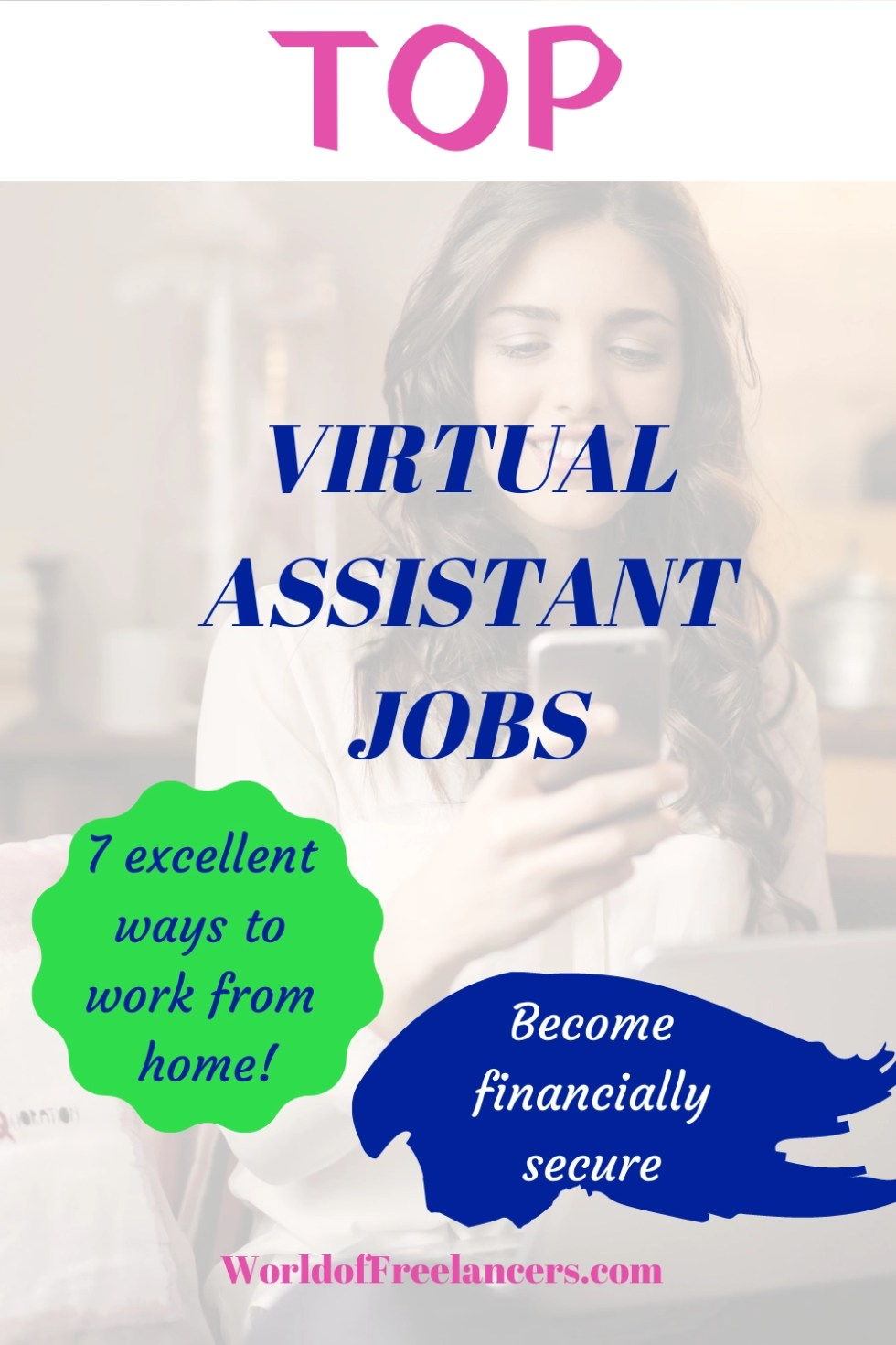 Top virtual assistant jobs from home