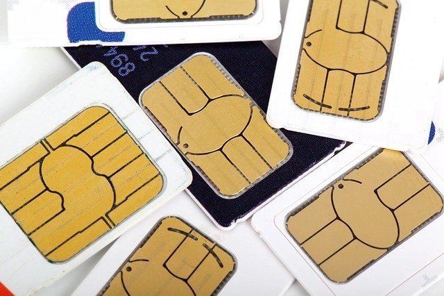 Sim cards which you can use to help you with making money while traveling and working online