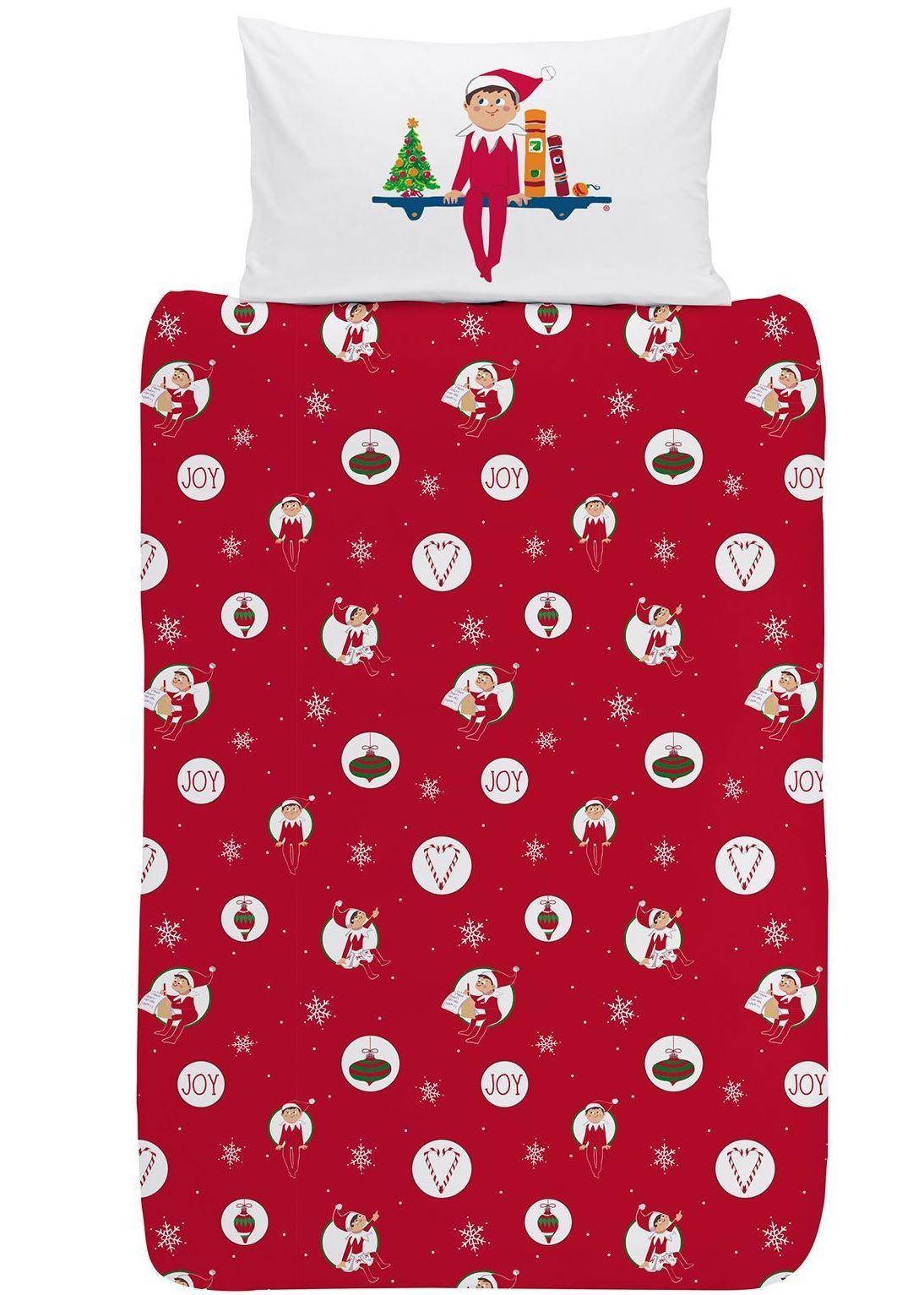 Wholesale Bulk The Elf On The Shelf Joy Junior Duvet Cover Wholesaler Character Bedding Best
