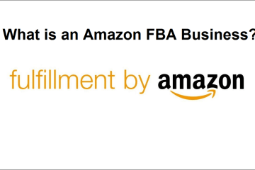 What is an Amazon FBA Business?