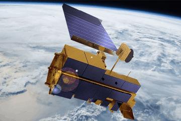 modis satellite