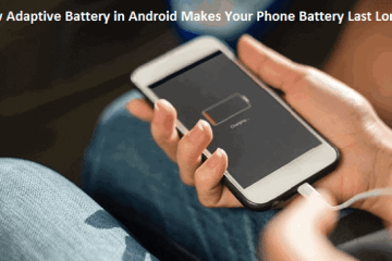 How Adaptive Battery in Android Makes Your Phone Battery Last Longer