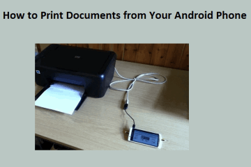How to Print Documents from Your Android Phone