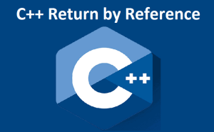 C++ Return by Reference