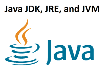 Java JDK, JRE, and JVM