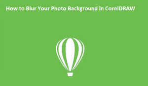 How to Enhance a Photo in CorelDRAW