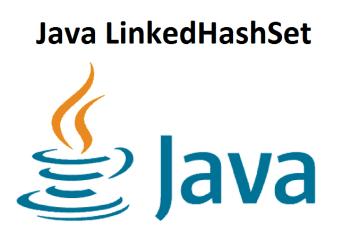Java LinkedHashSet