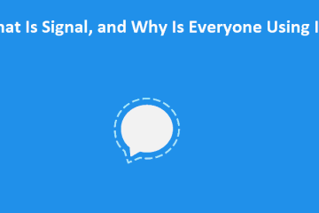 What Is Signal, and Why Is Everyone Using It