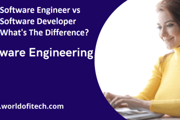 Software Engineer vs Software Developer