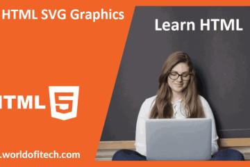 HTML SVG Graphics