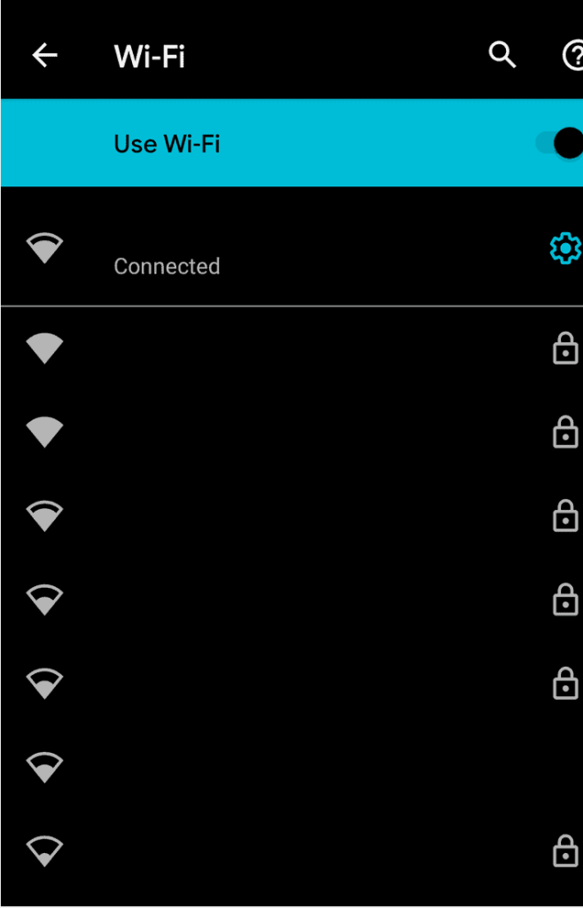01a-Android-Wi-Fi-Network-List