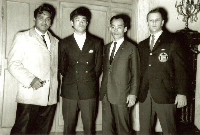Jhoon Rhee Bruce Lee & friends