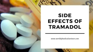 Photo of Side effects of Tramadol