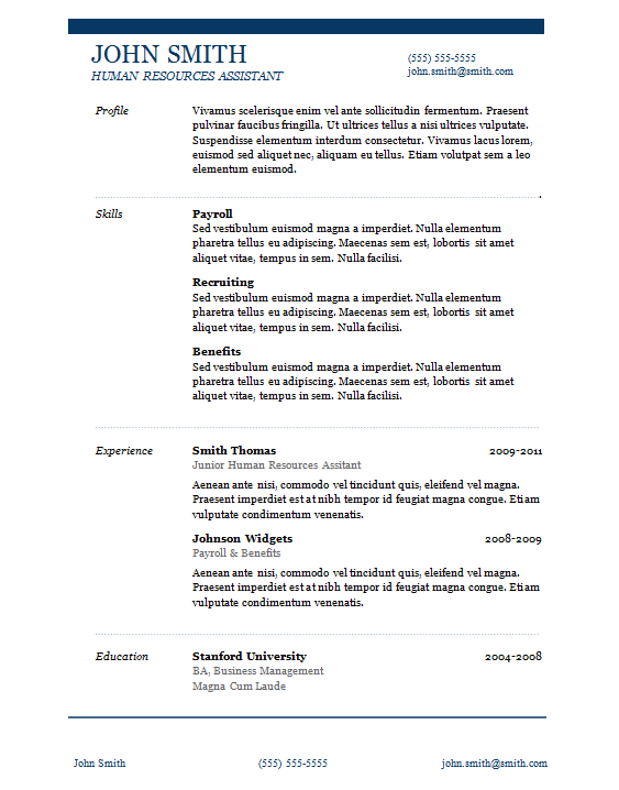 simple-page-curriculum-vitae-template-three