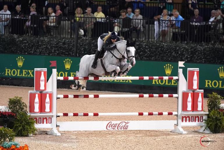 Sweet Taste Of Victory For Kristen Vanderveen And Bull Run