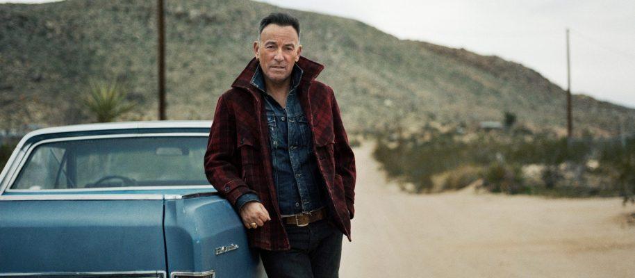 Platenkast: Bruce Springsteen