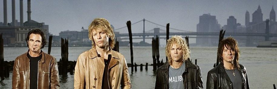 Plaat van de week: Bon Jovi – Whole Lot Of Leavin'