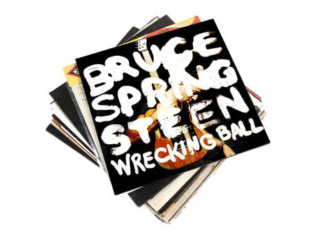 Roulette: Bruce Springsteen – Wrecking Ball (2012)