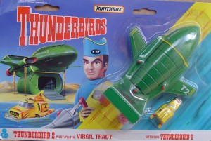 Matchbox Thunderbird 2 en 4