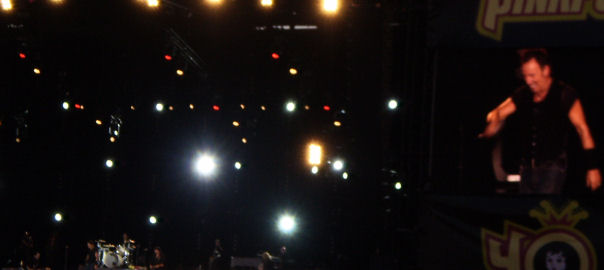Concerten 2009