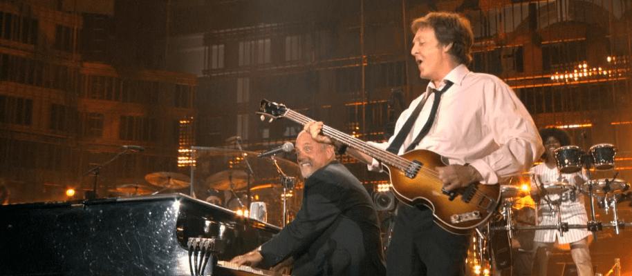 Plaat van de week: Billy Joel – I Saw Here Standing There ft. Paul McCartney