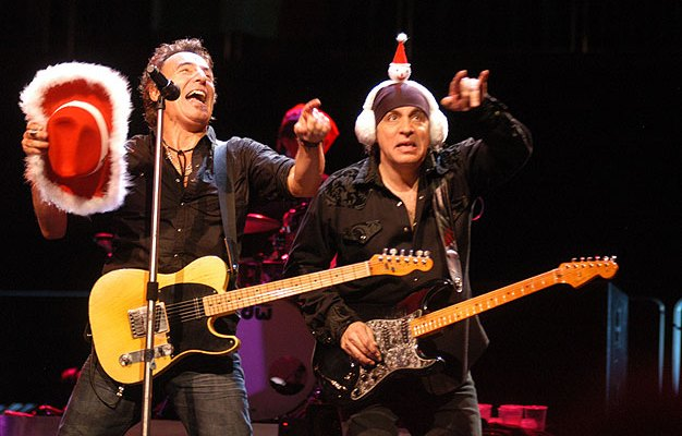 Plaat van de week: Bruce Springsteen & The E Street Band – Santa Claus Is Coming To Town