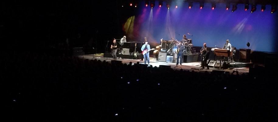 Concertreview: Ziggo Dome Double Shot Pt. 1: Mark Knopfler laat zijn rode fender weer spreken!
