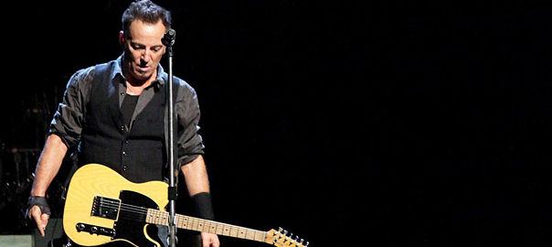 #Springsteen Songs: Living Proof