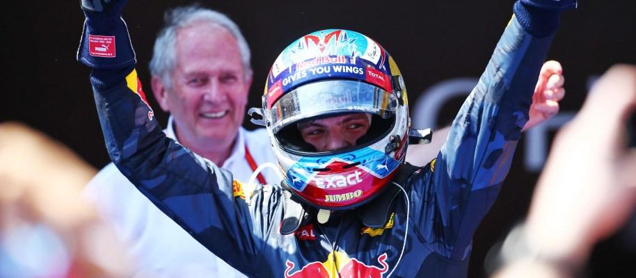 F1 2016: 15 mei 2016 MAX VERSTAPPEN