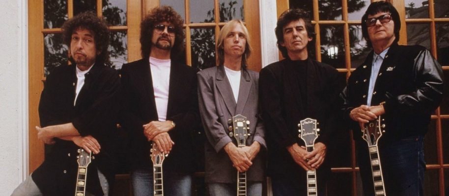 Platenkast: The Traveling Wilburys