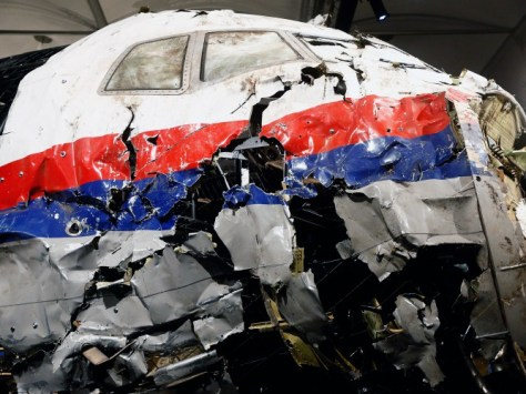 mh17 wreckage, image taken from the independant
