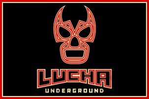 Lucha underground wrestling logo
