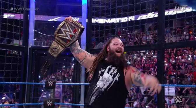 WWE Elimination Chamber 2017 – In Under 150 words