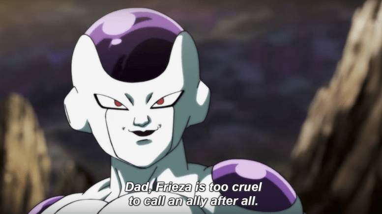 "Freeza and Frost will be teaming up for Episode 108 of Dragon Ball Super - ""Frieza and Frost, conjoined terror?! - Watch the preview here!"