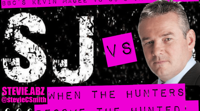 When the hunter becomes the hunted - James o' Neil Vs Kevin Magee (ABZ Archive)