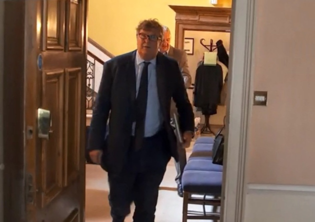 Boriss Billionaire backer Crispin Odey - here comes the money