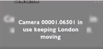 transport for london have shut down their parliament square webcam in leadup to protests