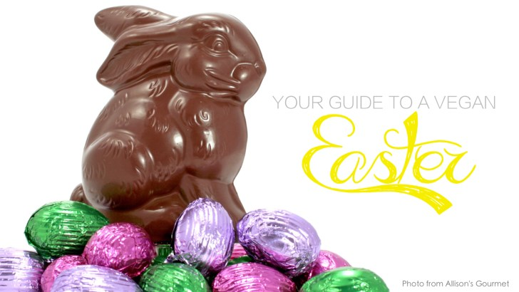 How to Celebrate a Vegan Easter