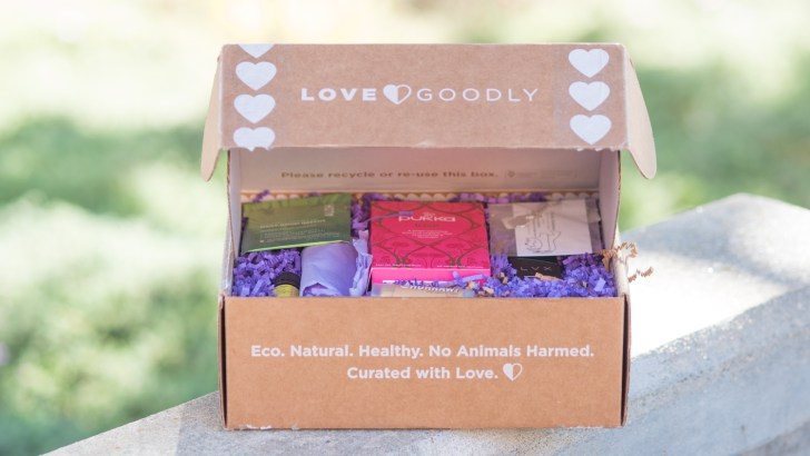 Love Goodly: A New Vegan Lifestyle Subscription Box