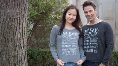 meaningful paws vegan shirts