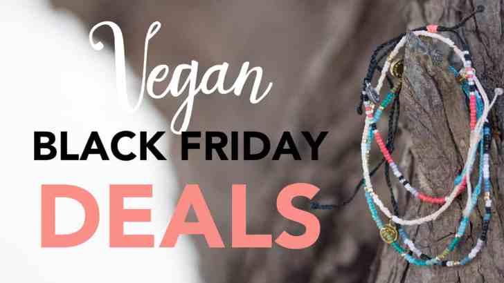 Vegan Black Friday Deals 2015