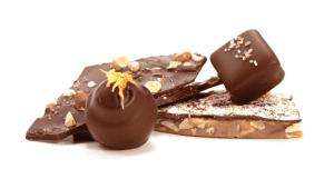 Allisons Gourmet vegan chocolate