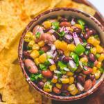 Vegan Texas Caviar | World of Vegan | #caviar #salsa #texas #vegan #appetizer #worldofvegan