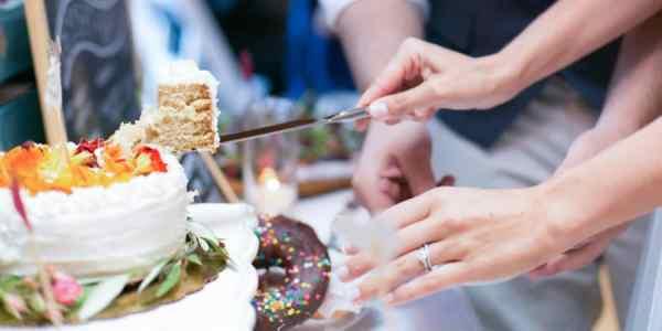 vegan wedding cake timeless coffee