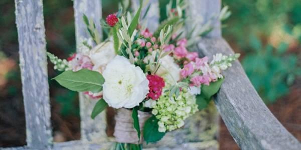 vegan wedding flowers