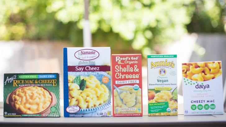The Ultimate Guide to Boxed Vegan Mac 'n' Cheese