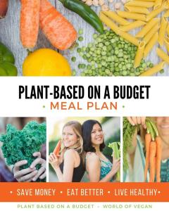 Plant-Based on a Budget Meal Plans
