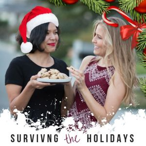 Vegan Holiday Survival Guide | 5 Tips for Surviving The Holidays When You're Plant-Based | WorldofVegan.com | #vegan #holiday #podcast